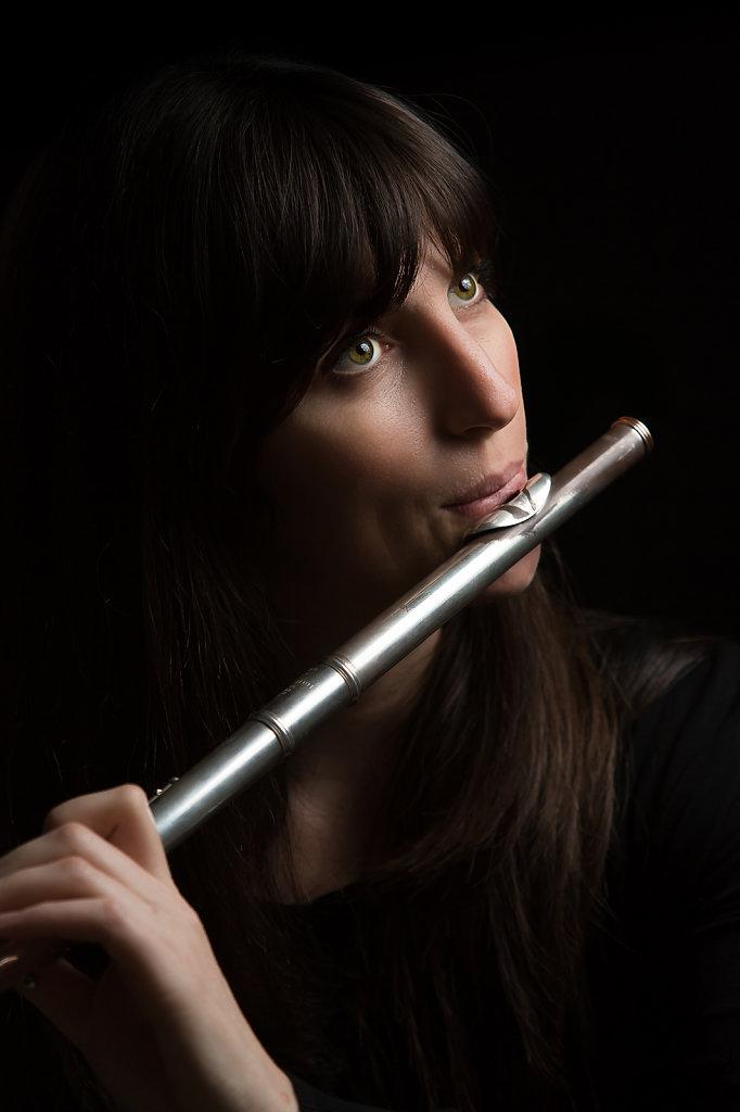 Gabriele von Durckheim - Principal Flute of the Cape Philharmonic Orchestra