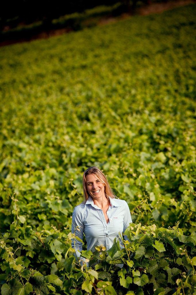Klein Constantia - Marketing Manager; Thea Van Der Merwe