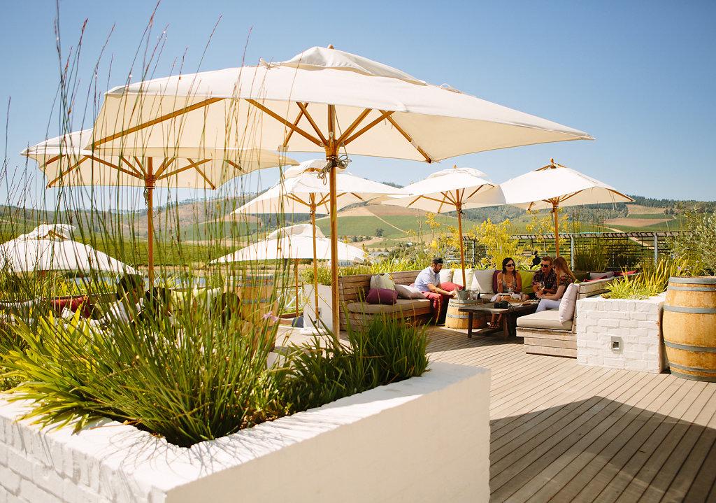 Mulderbosch Wines - Tasting Area