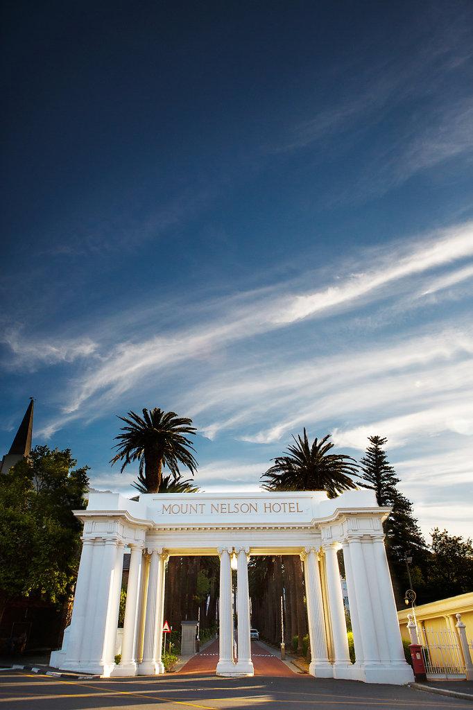 Mount Nelson - Cape Town