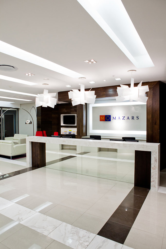 Mazars; Century City: Interior Design by www.collaboration.co.za